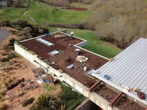 Gaco Garden Roof