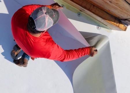 Installing PVC